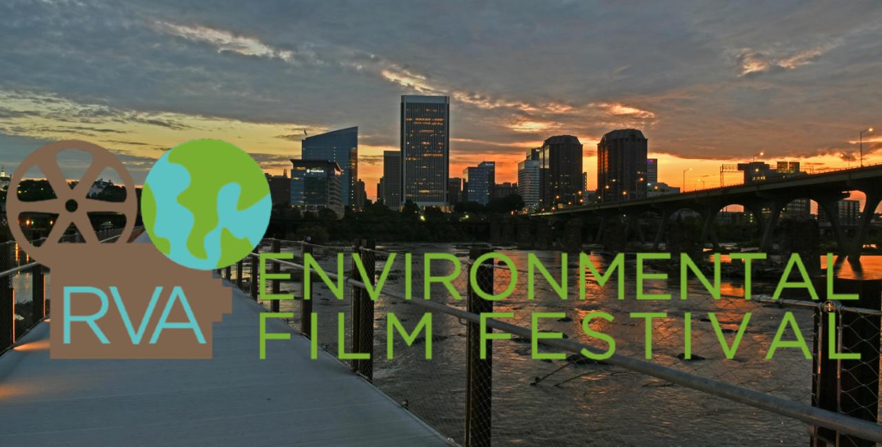 Announcing the 2021 RVA (Virtual) Environmental Film Festival
