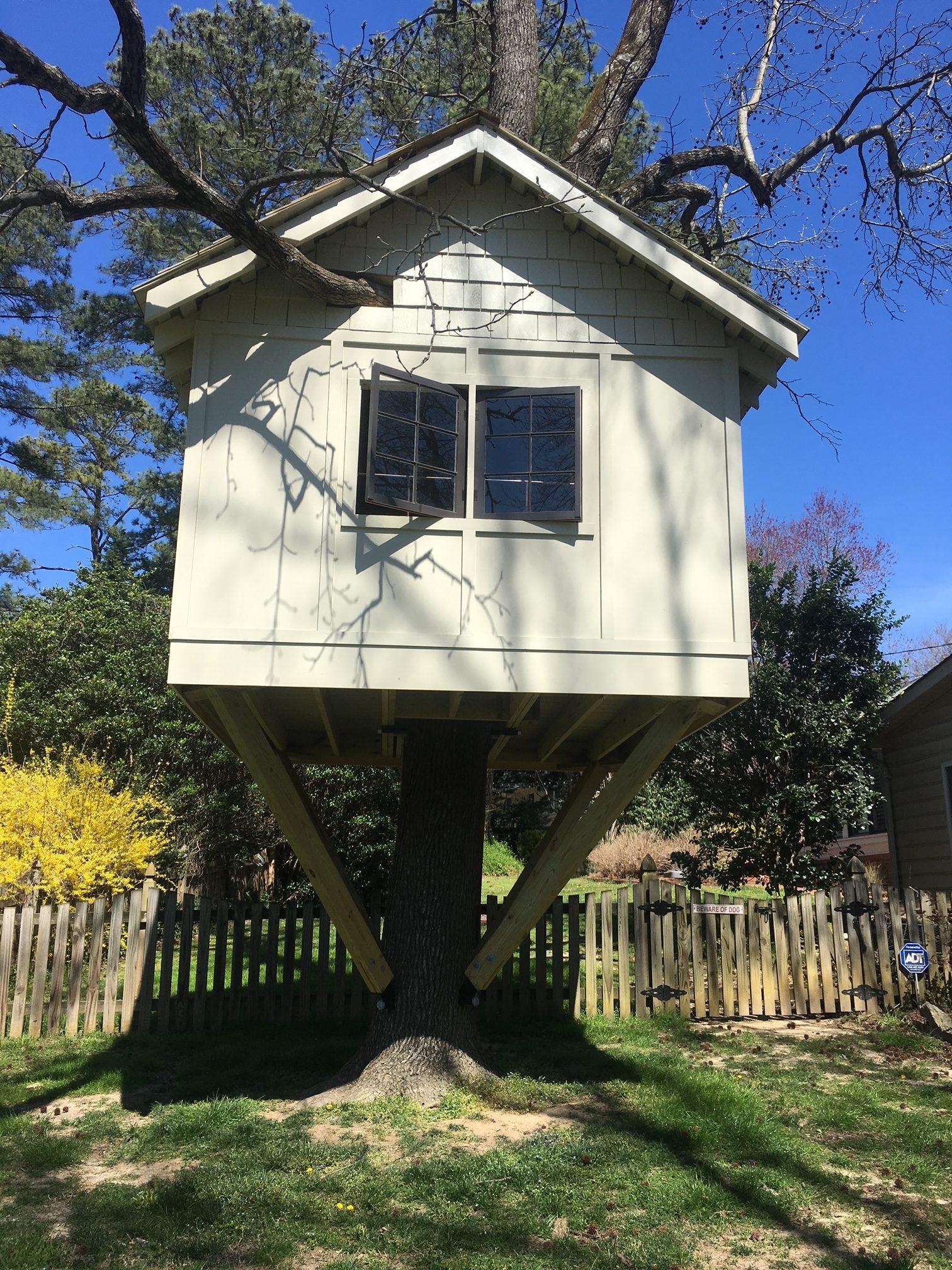 Sleepy Hollow Sweetgum Treehouse