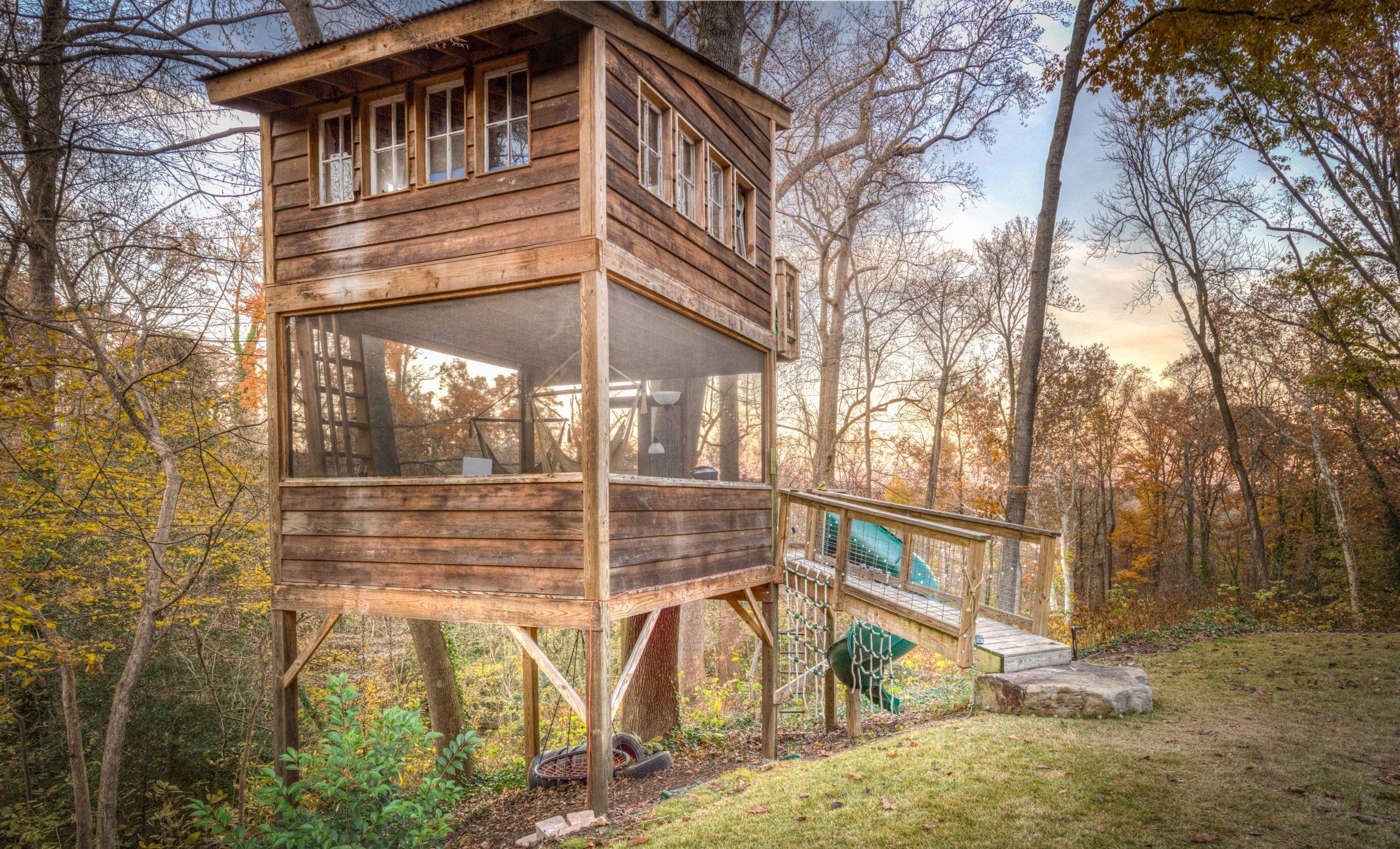 Trailside Treehouse