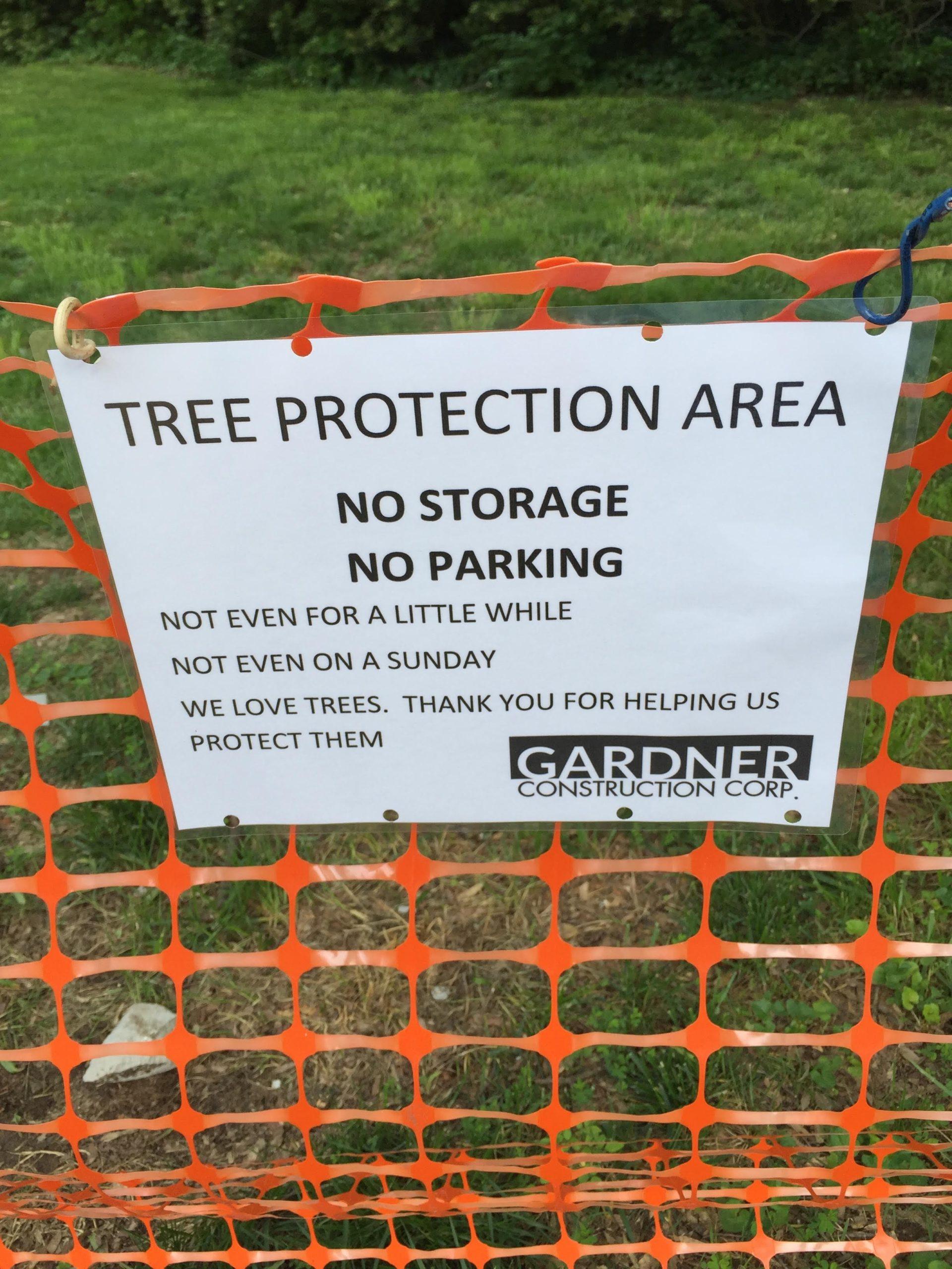 Common Sense Tree Preservation